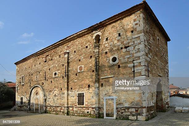 300 year old mursalli church - emreturanphoto imagens e fotografias de stock