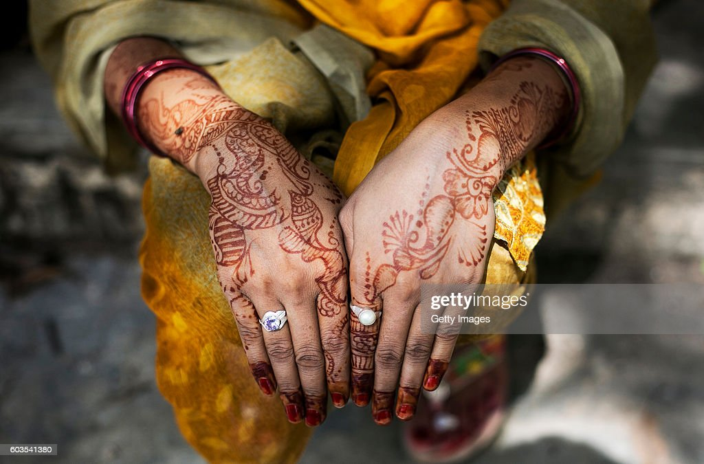 A Personal Encounter With India's Child Rape Survivors : News Photo