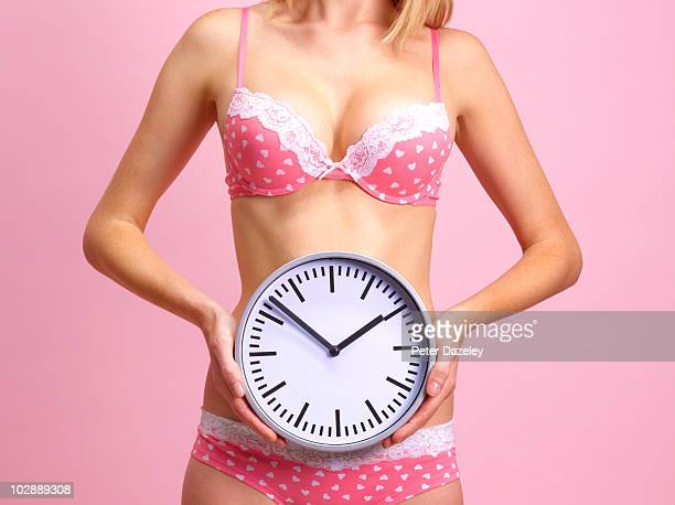 28 year old woman with biological clock ticking
