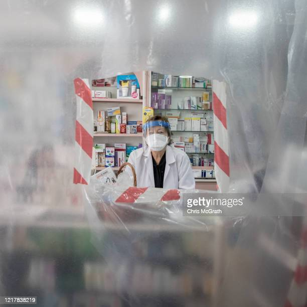 75 yearold pharmacist Tulay Ilker who has been a pharmacist for 50 years said I have seen wars many military coups protests and turmoils in my life...