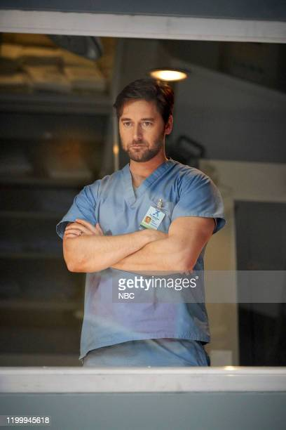 NEW AMSTERDAM 14 Years 2 Months 8 Days Episode 212 Pictured Ryan Eggold as Dr Max Goodwin