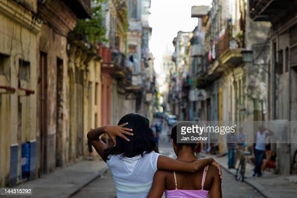 Cuba ragazze di romanzo ambientato