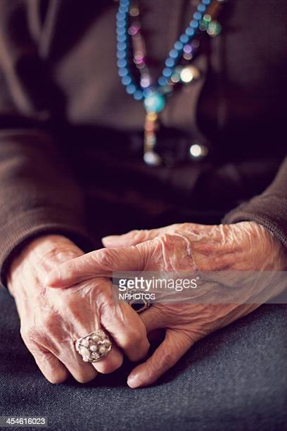 104 years hands