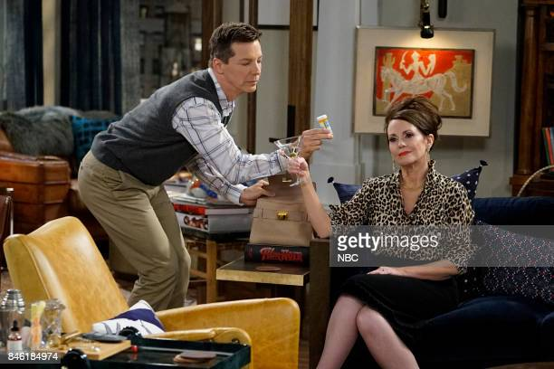 WILL GRACE '11 Years Later' Episode 101 Pictured Sean Hayes as Jack McFarland Megan Mullally as Karen Walker