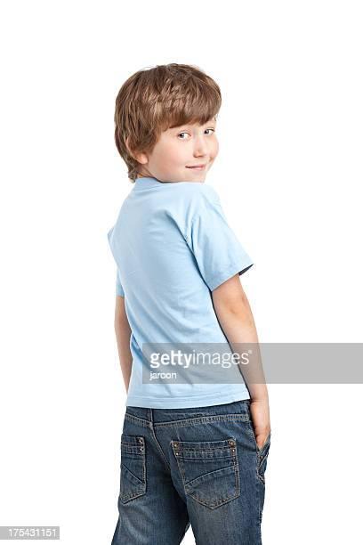 Garçon de 8 ans