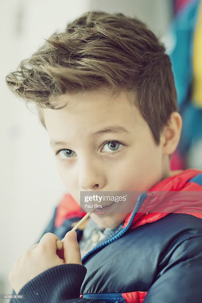 haircuts for 8 year boy 8 years boys new haircut stock photo getty images 1870