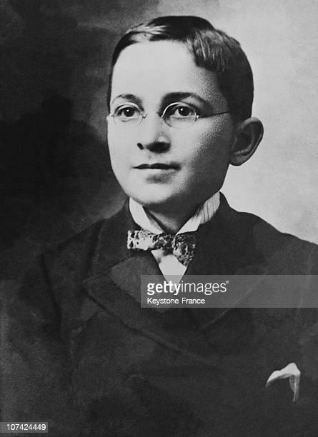 Years Old Harry Truman On 1899