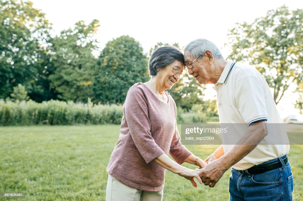 50 years together : Stock Photo
