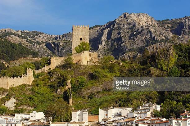 Yedra Castle in Cazorla Village Sierra de Cazorla Segura y Las Villas Natural Park Jaen province Andalusia Spain