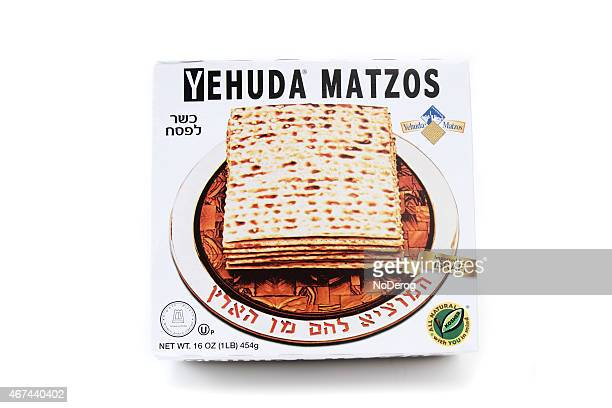 Yehuda Matzos Jewish Passover Bread