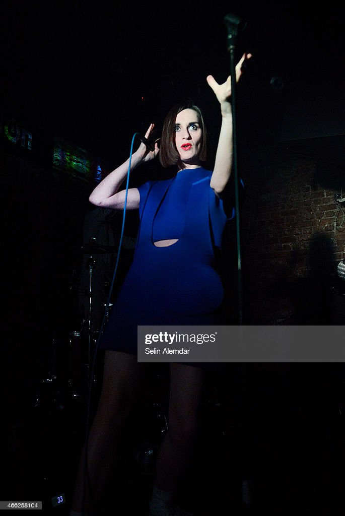 Yelle Performs At Babylon In Istanbul