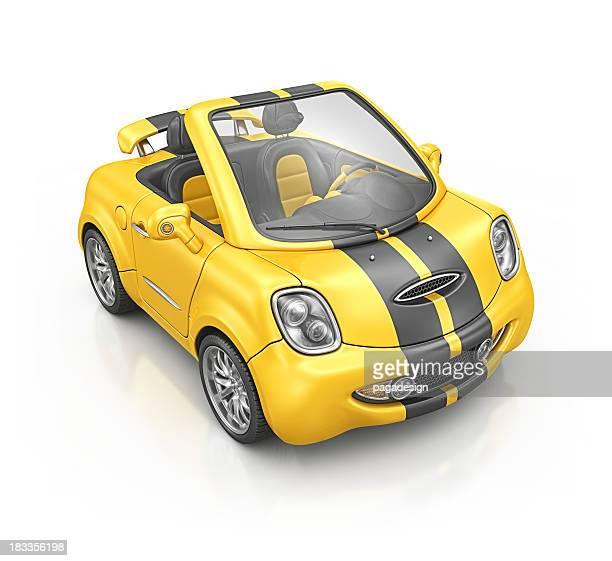 yellow bee roadster