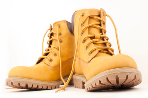 Yellow Boots 159756717