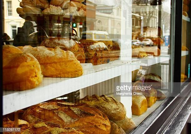 Yellow bread