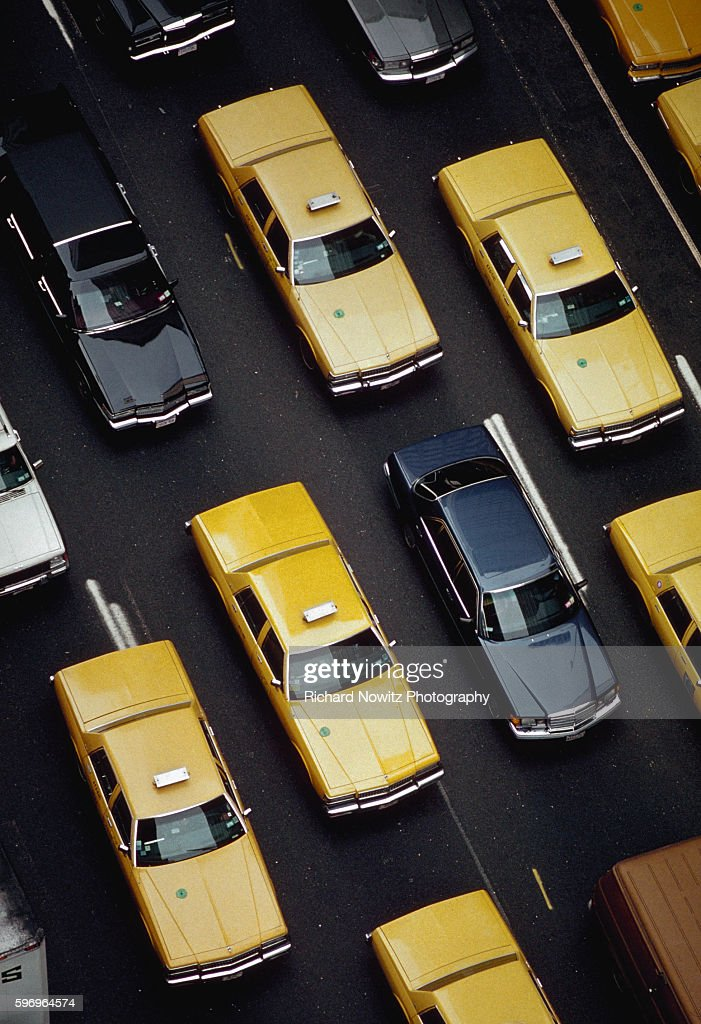 Take A Ride Back In Time With A NY Taxi Cab