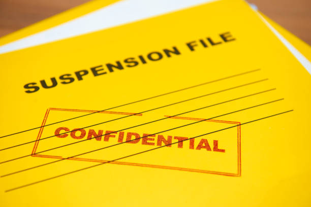 Yellow confidantal file