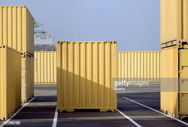 Yellow Containers