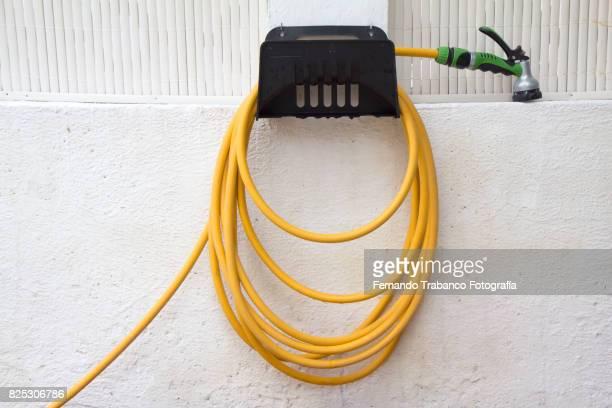 Yellow hose