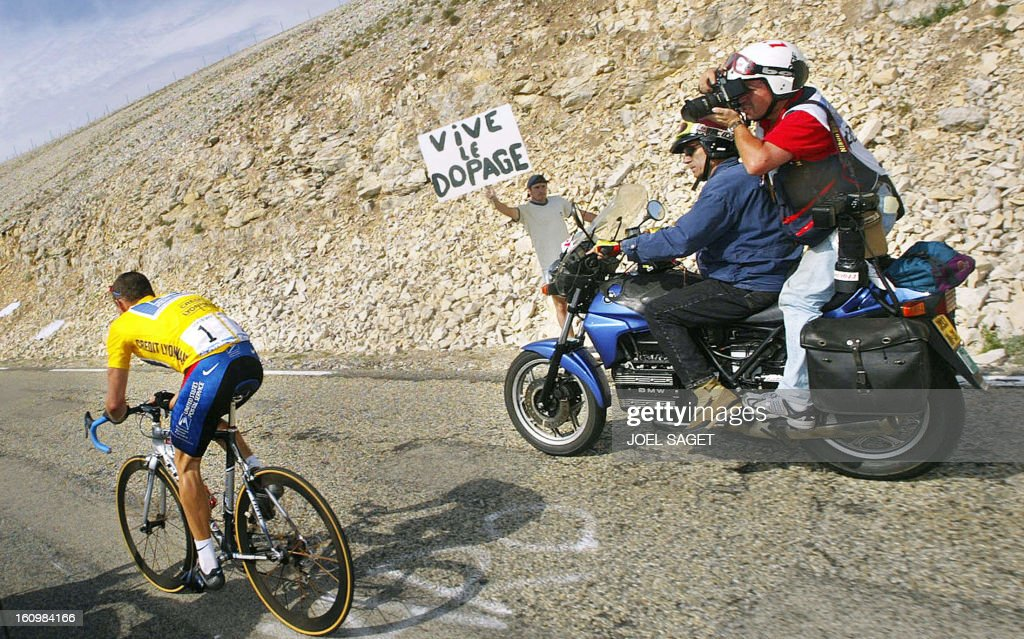 TDF2002-ARMSTRONG : News Photo