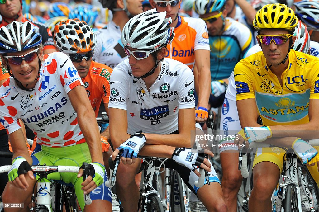 Yellow jersey of overall leader, 2007 To : News Photo