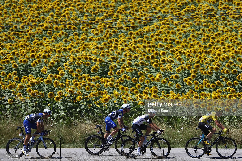 Le Tour de France 2016 - Stage Fourteen : News Photo