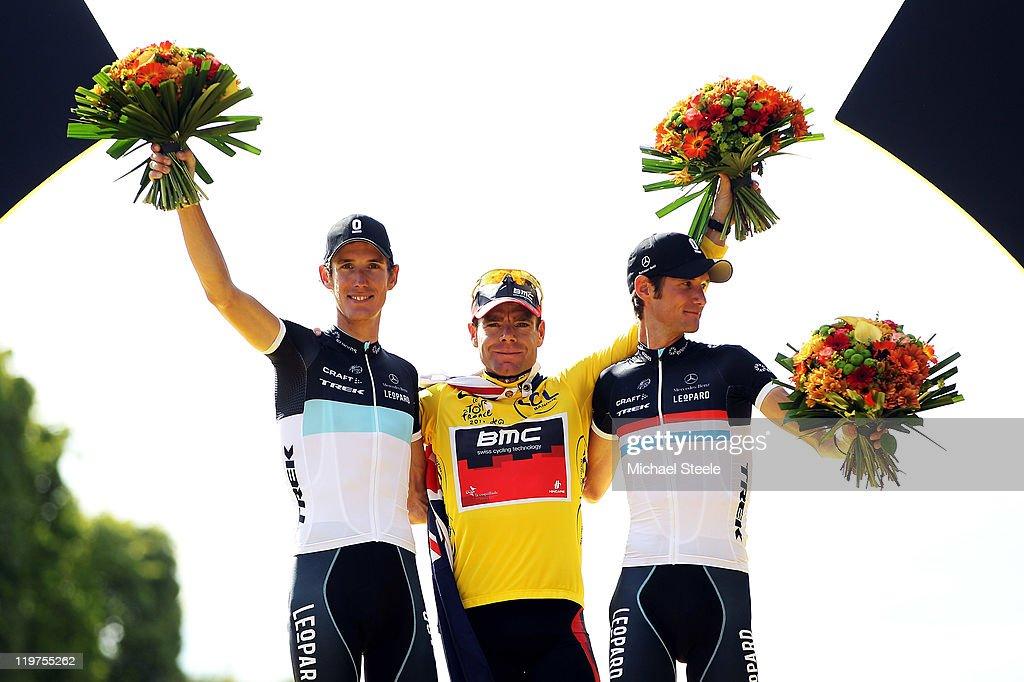 Le Tour de France 2011 - Stage Twenty One : News Photo