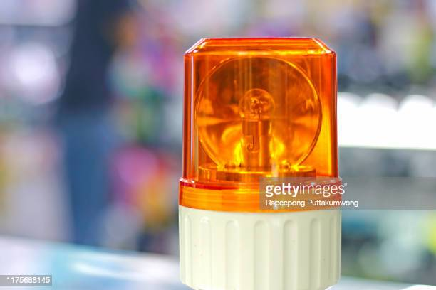 yellow light siren - streaker stock pictures, royalty-free photos & images