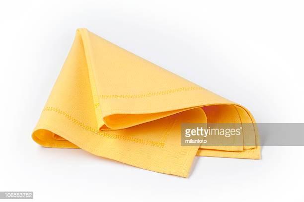 amarillo de servilleta - trapo de cocina fotografías e imágenes de stock