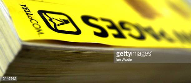 60 Top Yellow Pages Pictures, Photos, & Images - Getty Images