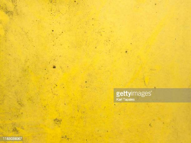 yellow paint grunge copy space background - design element stock pictures, royalty-free photos & images