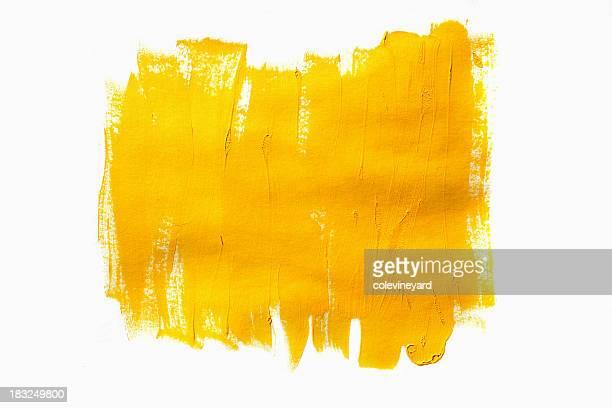 tinta amarela - pintura - fotografias e filmes do acervo