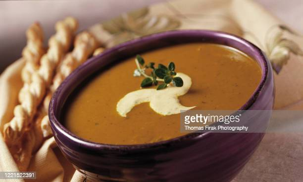 yellow pea soup -  firak stock pictures, royalty-free photos & images