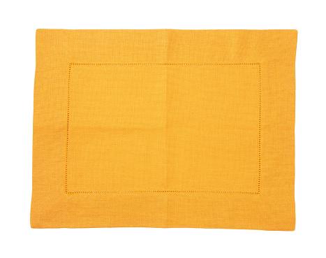 yellow place mat 642179700