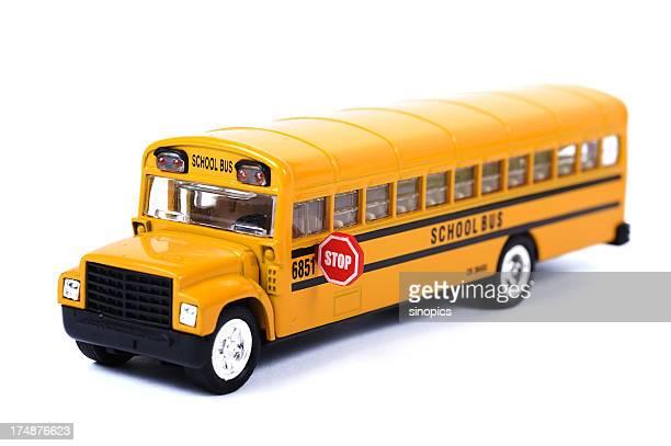 Gelbe school bus