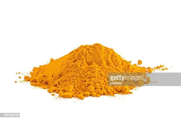 黄色のスパイス