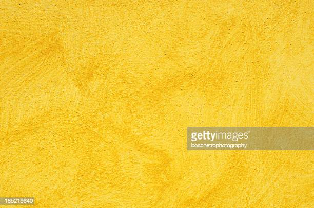 yellow wall background; texture pattern - yellow background stock pictures, royalty-free photos & images