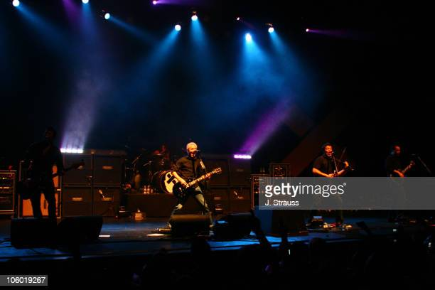 Yellowcard during Yellowcard Performs Live at the Wiltern August 3 2006 at The Wiltern Theater in Los Angeles California United States