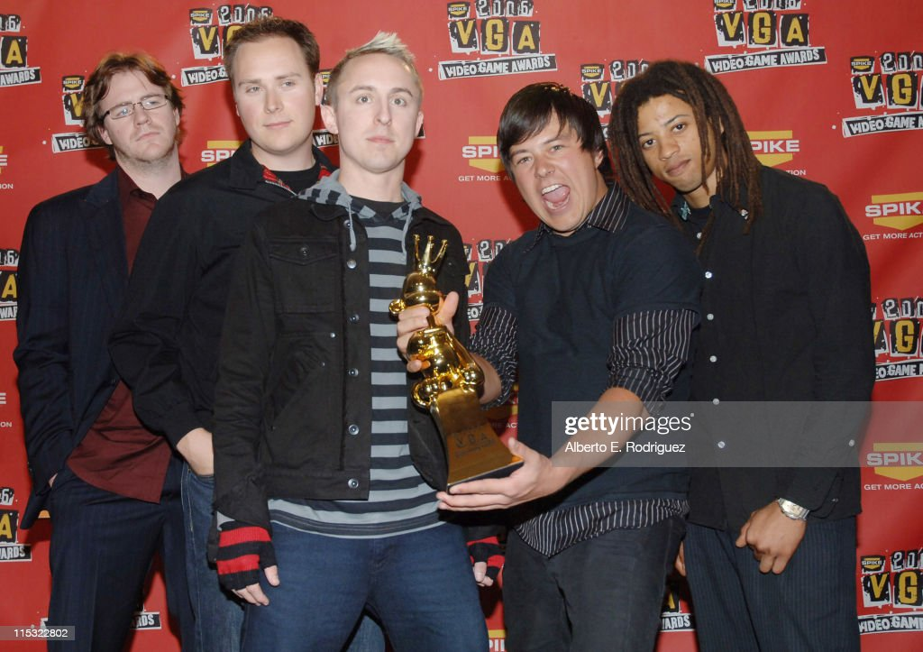 Yellowcard, winners for Best Song