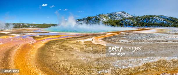 Yellowstone National Park,Wyoming,USA