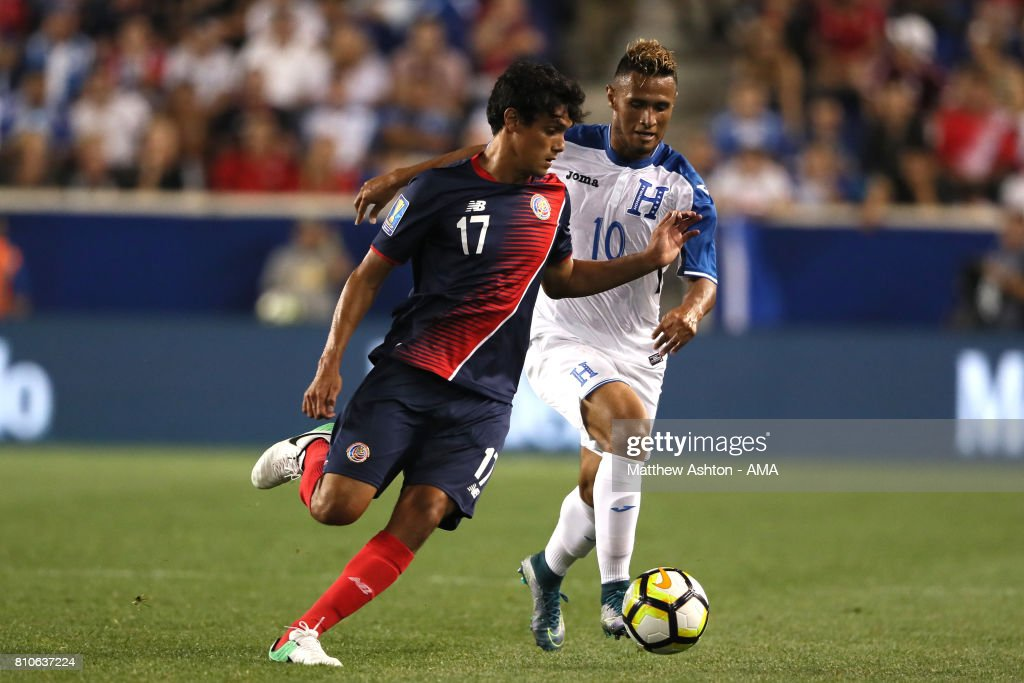 Honduras v Costa Rica: Group A - 2017 CONCACAF Gold Cup