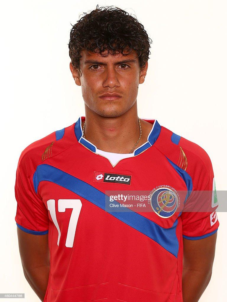 Costa Rica Portraits - 2014 FIFA World Cup Brazil