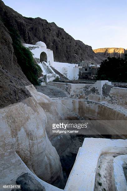 Yemen Aden Cisterns Of Attawila