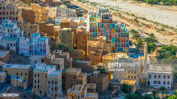 yemen, colors under the sun - yemen stock pictures, royalty-free photos & images