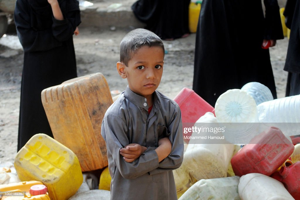 Eight Million Yemenis Are Unable To Access Clean Water
