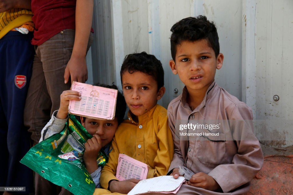 Starvation Is Increasing In Yemen : News Photo