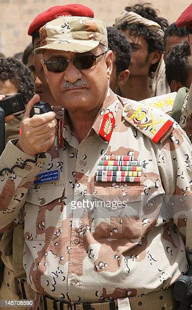 Yemeni Defence Minister General Mohammed Nasser Ahmed who escaped an assassination attempt last month claimed by the Yemenbased AlQaeda in the...