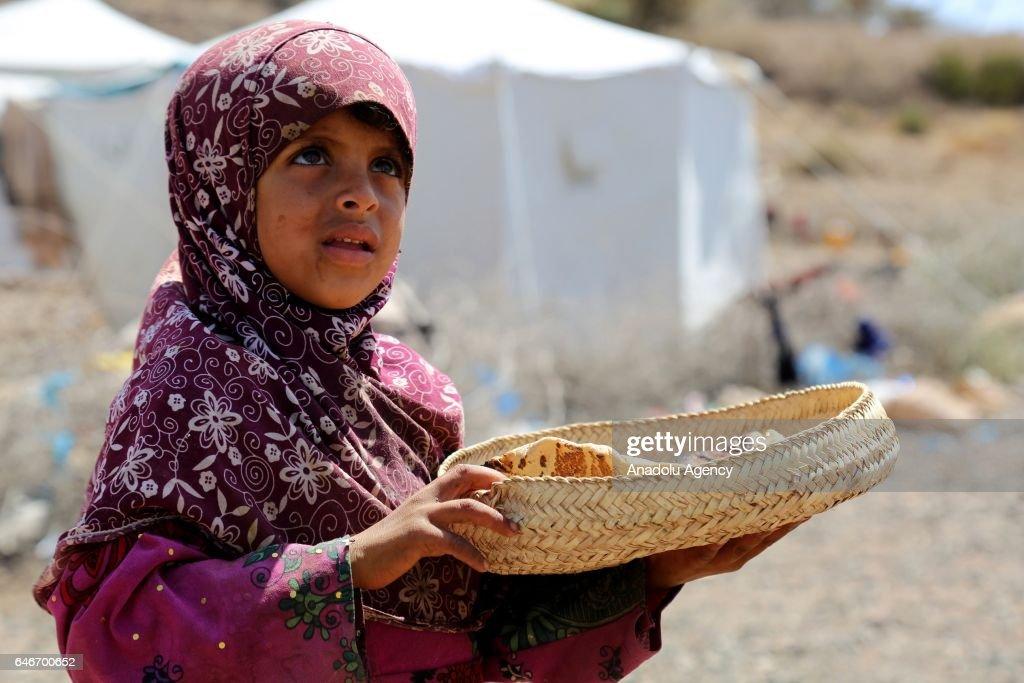 Internal migration in Arabian Peninsula's poorest country Yemen : News Photo