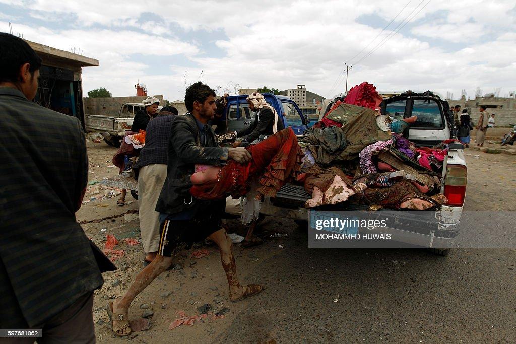 YEMEN-CONFLICT : Foto jornalística