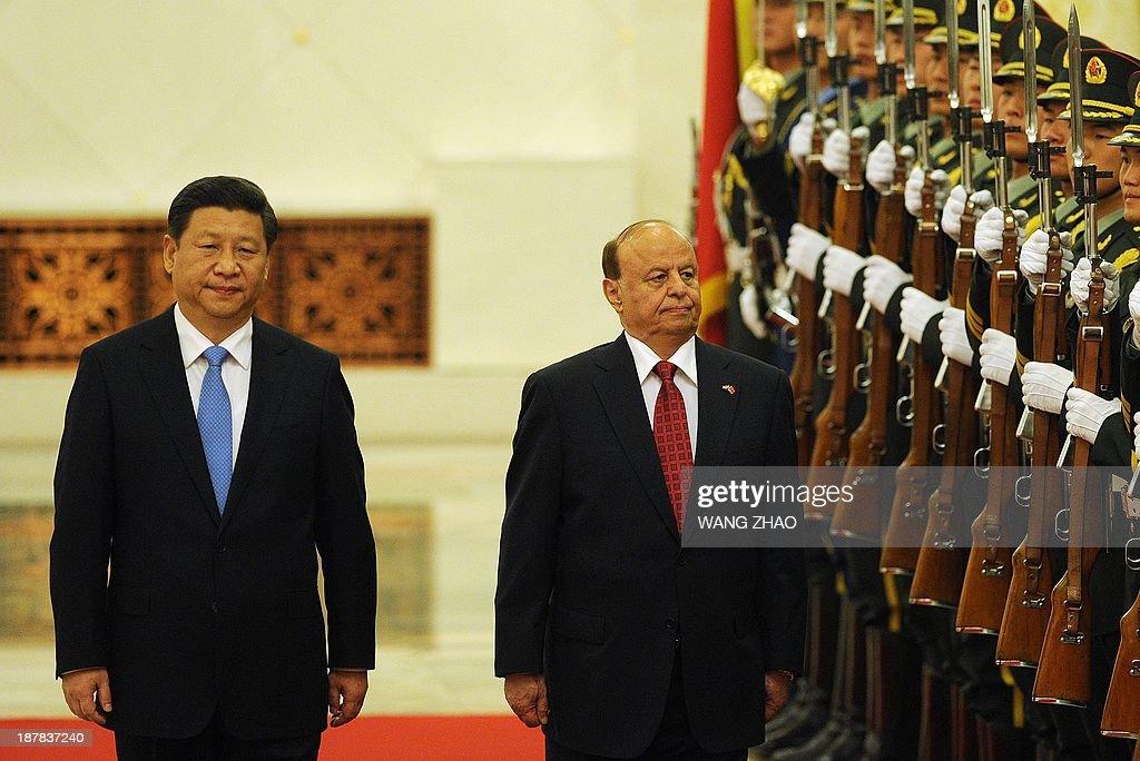 CHINA-YEMEN-DIPLOMACY : News Photo
