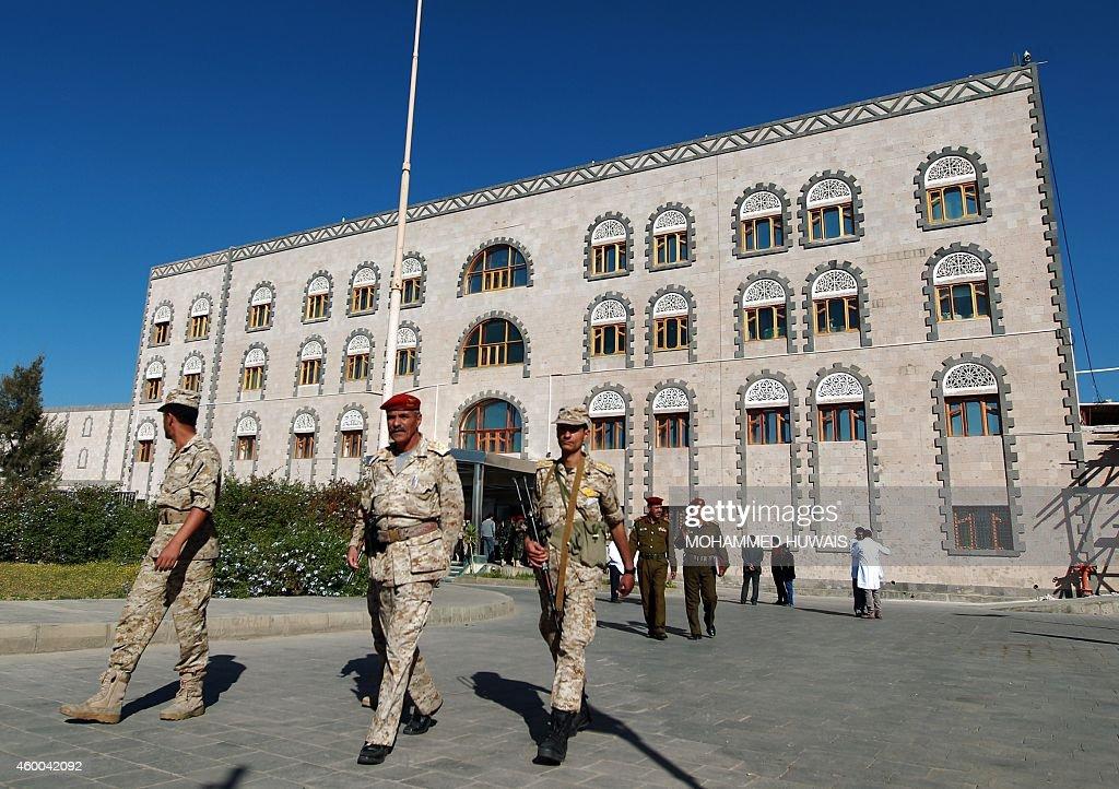 YEMEN-UNREST-QAEDA-US : News Photo